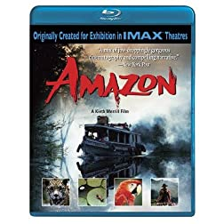Amazon [Blu-ray]