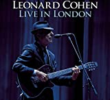 Live in London by Leonard Cohen