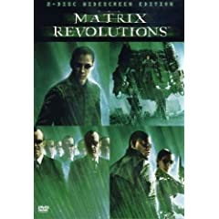 Matrix Revolutions (Mcsh)