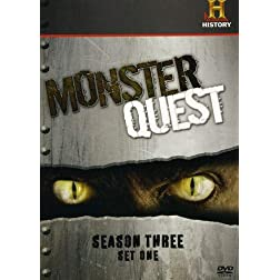 MonsterQuest: Season Three, Set One