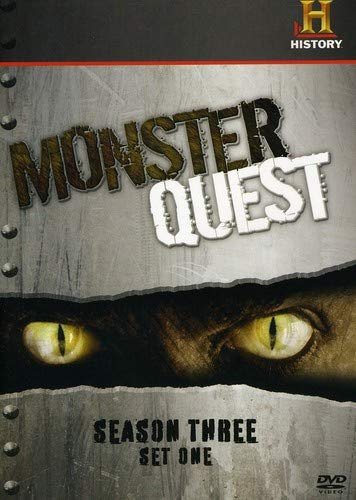 MonsterQuest: Season Three, Set One