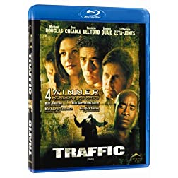 Traffic (2001) [Blu-ray]