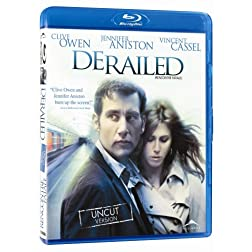 Derailed (Uncut) (2005) [Blu-ray]