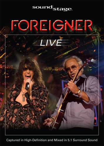 Soundstage: Foreigner - Live