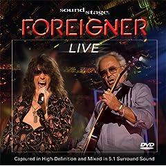Soundstage: Foreigner - Live (Jewel Case)