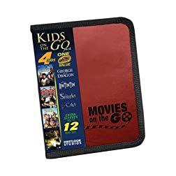 Kids on the Go Pack: George & the Dragon/Finding Rin Tin Tin/The Snurks/Secret of the Cave
