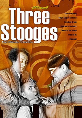The Three Stooges Ultimate Collection [Remastered Edition]