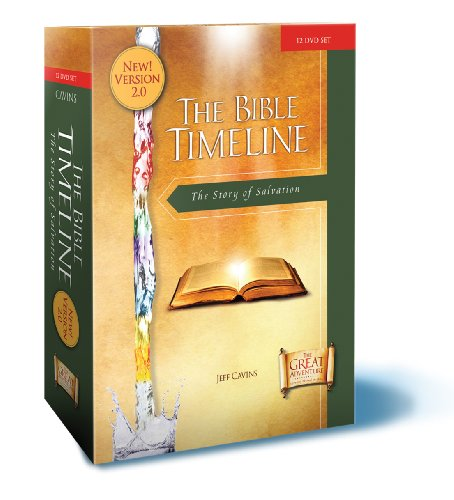 The Great Adventure Bible Timeline DVDs