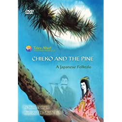 Chieko and the Pine - A Japanese Folktale
