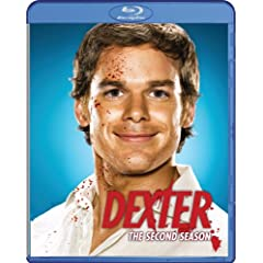 Dexter: The Complete Second Season [Blu-ray]