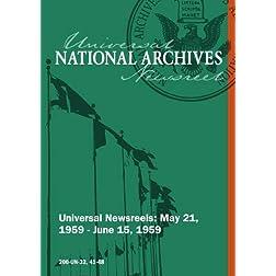 Universal Newsreel Vol. 32 Release 41-48 (1959)