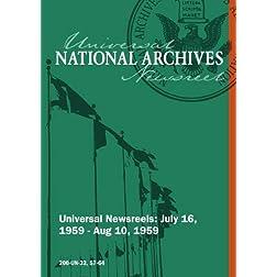 Universal Newsreel Vol. 32 Release 57-64 (1959)
