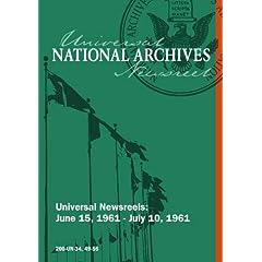 Universal Newsreel Vol. 34 Release 49-56 (1961)
