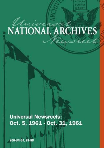 Universal Newsreel Vol. 34 Release 81-88 (1961)