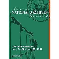 Universal Newsreel Vol. 34 Release 89-96 (1961)