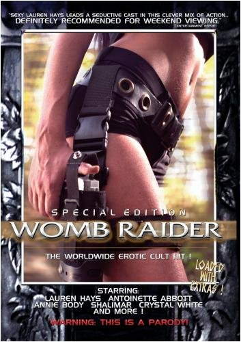"Womb Raider ""R"" Version"