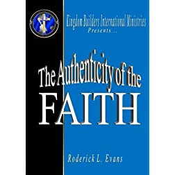 The Authenticity of the Faith