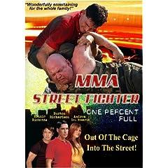 MMA STREETFIGHTER - ONE PERCENT FULL