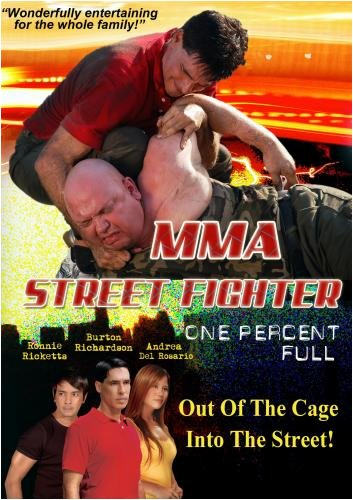 MMA STREETFIGHTER - ONE PERCENT FULL