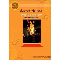 Ganesh and Vastu Homa - Two Disc DVD Set (NTSC)
