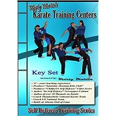 "Marty Martin's Self Defense Training Series ""Key Set"""