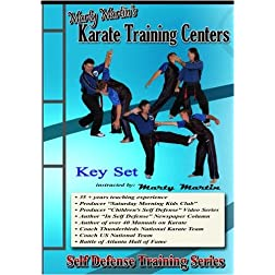 "Marty Martin's Self Defense Training Series ""Key Set"""