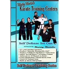 "Marty Martin's Self Defense Training Series ""Self Defense Set One"""