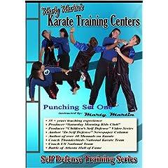 "Marty Martin's Self Defense Training Series ""Punching Set One"""