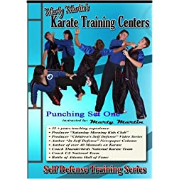 "Marty Martin's Self Defense Training Series ""Punching Set One"""