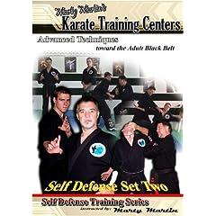 "Marty Martin's Self Defense Training Series ""Self Defense Set Two"""