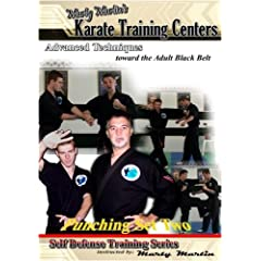 """Marty Martin's Self Defense Training Series """"Punching Set Two"""""""
