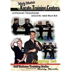 """Marty Martin's Self Defense Training Series """"Trapping Set"""""""
