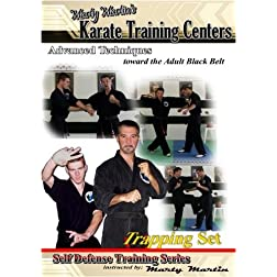 "Marty Martin's Self Defense Training Series ""Trapping Set"""