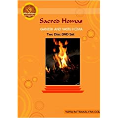 Vastu Homa - Two Disc DVD Set (PAL Format)