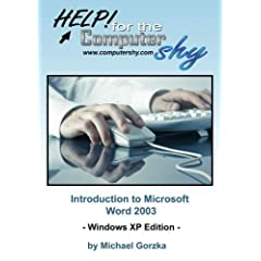 Introduction to Microsoft Word 2003