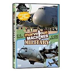 Marvelous Machines Military C-5/C-130