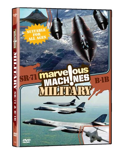 Marvelous Machines Military SR71/B1B