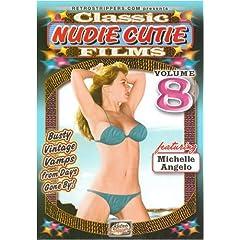 Classic Nudie Cutie Films, Vol. 8