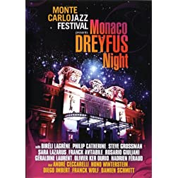 Monaco Dreyfus Night