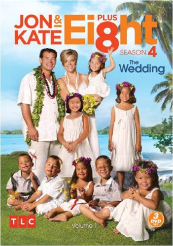 Jon and Kate Plus Ei8ht: Season Four, Volume One- The Wedding