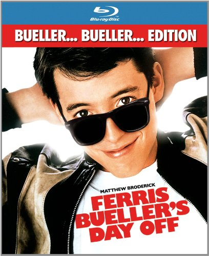 Ferris Bueller's Day Off (Bueller... Bueller... Edition) [Blu-ray]