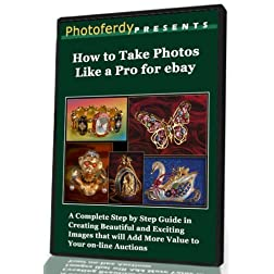 How to Take Photos Like a Pro for eBay