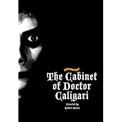 The Cabinet of Doctor Caligari (1920) [Remastered Edition]