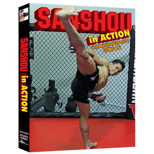 Sanshou  in Action by Cung Le
