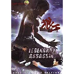 Legendary Assassin (Dolby 5.1 Uncut Edition) DVD