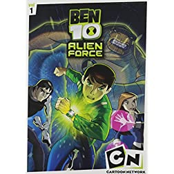 Ben 10 Alien Force: S1 - 2 (2pk/DVD)
