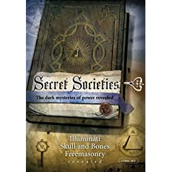 Secret Societies (2 DVD)