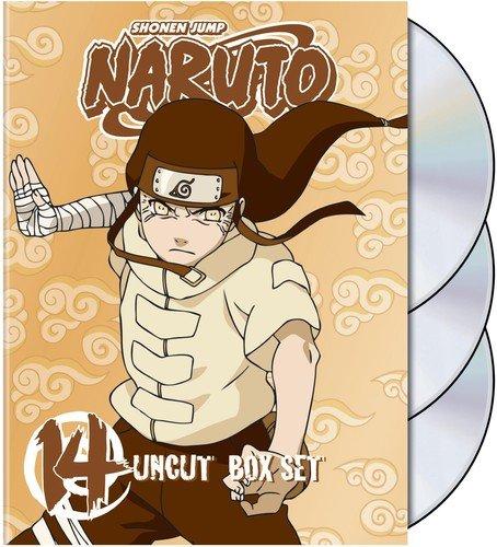 Naruto Uncut Box Set 14