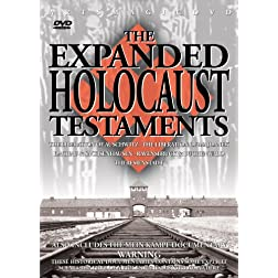 The Expanded Holocaust Testaments (6DVD)