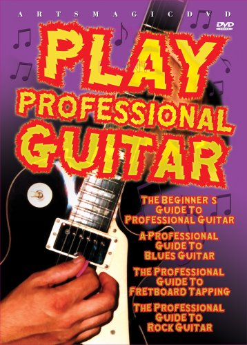 Play Professional Guitar (4DVD)